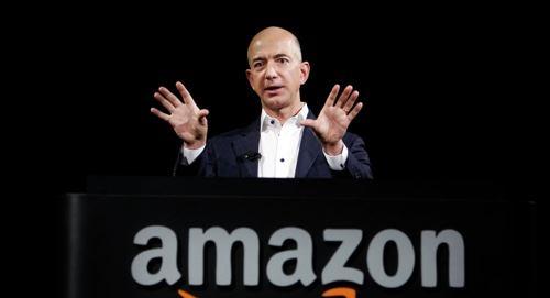 Cómo comprar acciones de Amazon