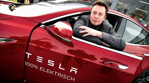 Guía para comprar acciones de Tesla