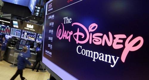 Precio acciones Disney