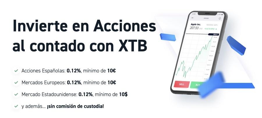 XTB Comisiones
