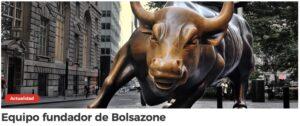 Qué es Bolsazone